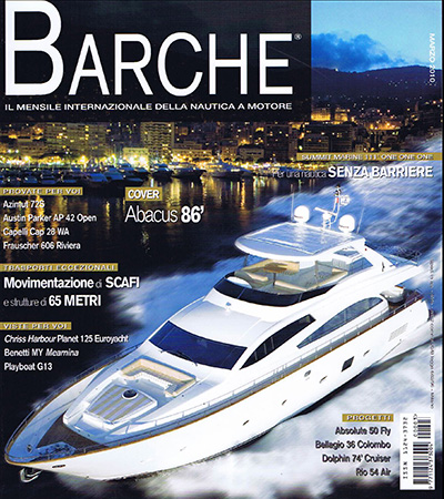 Barche  Marzo 2010 -pagine 56-62 trasferimento scafi tankoa