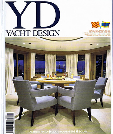 Yacht Design 2-2005 pagine 164-168 Safety First- Valerio Ruggiero