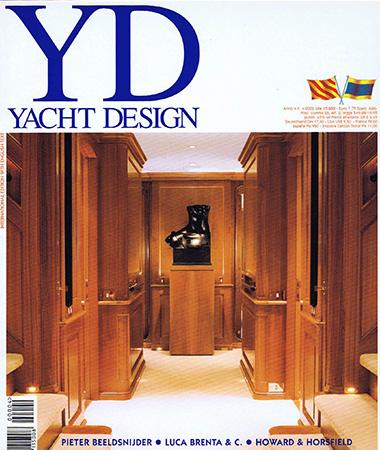 Yacht Design 4-2000 pagine 71-74 Studio Ruggiero