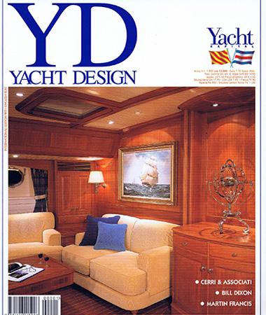 Yacht Design n.1-2000 pagine 80-86 Benedetta
