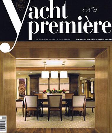 Yacht Premiere 13 pagine32-38 Navigare necesse est Vincenzo Ruggiero