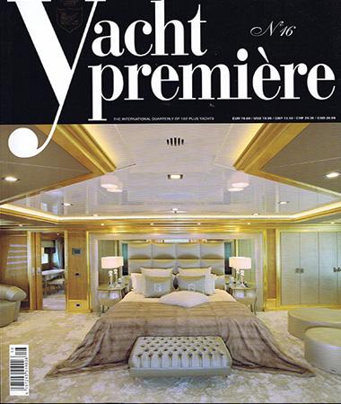 Yacht Premiere 16 pagine 33-36 Articolo From plots to nesting E.Ruggiero