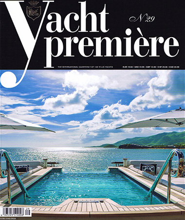 Yacht Premiere 29 pagine 32-38  Design boats and toys.Design as a moment of evalutation E.Ruggiero