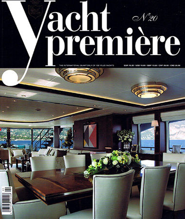 Yacht Premire 20 pagine 20-24 The way they look today E.Ruggiero